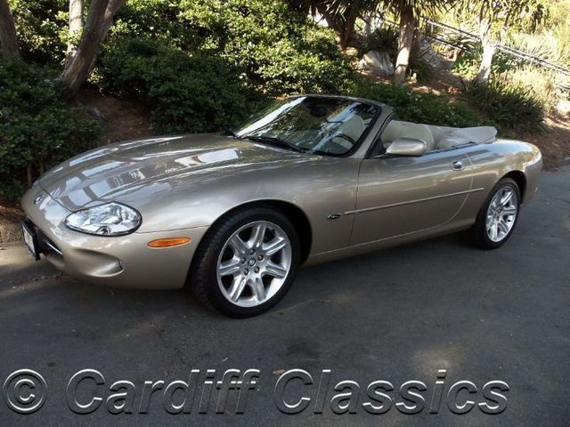 2000 Jaguar XK8 Convertible   Click To See Full Size Photo Viewer