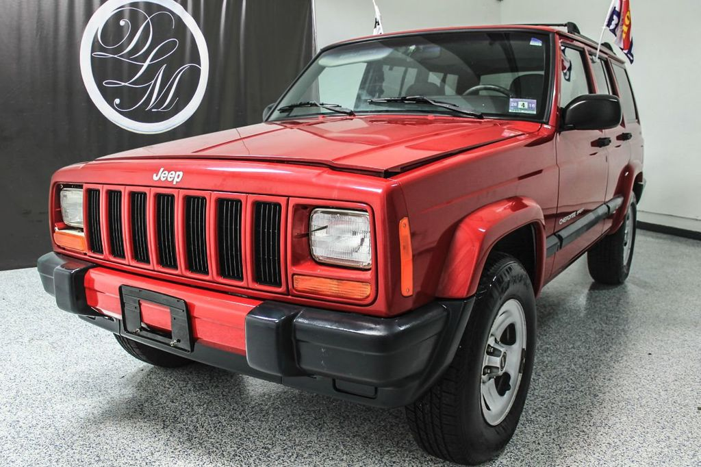 2000 Used Jeep Cherokee 4dr Sport 4wd At Dip S Luxury Motors Serving Elizabeth Nj Iid 15610327
