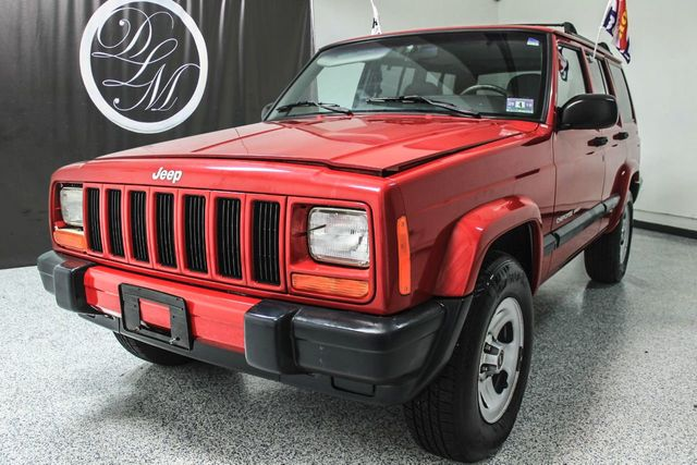 2000 Used Jeep Cherokee 4dr Sport 4wd At Dip S Luxury