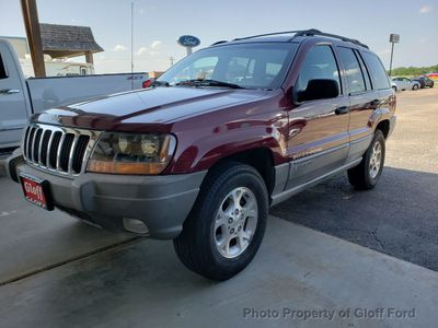 2000 Jeep Grand Cherokee 4dr Laredo 4WD - Click to see full-size photo viewer