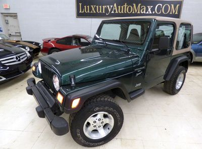 2000 Jeep Wrangler HARD TOP NEW SHOCKS BRAKES TIRES PA INSPECTION FULLY SERVICED SUV