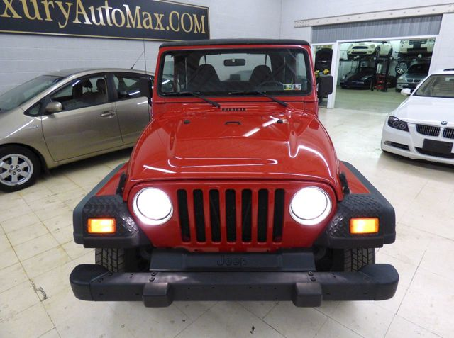 Nice 2000 Jeep Wrangler Sport   Click To See Full Size Photo Viewer