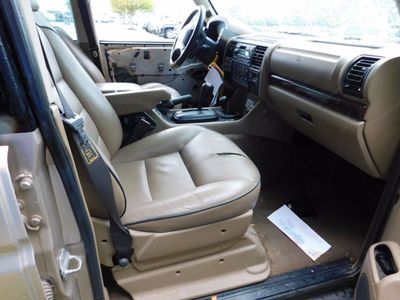 2000 Land Rover Discovery Series II 4dr Wagon w/Cloth SUV - Click to see full-size photo viewer