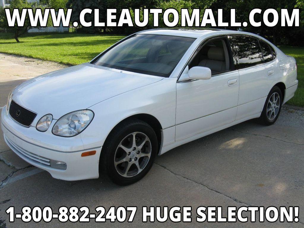 2000 Lexus GS 300 4dr Sedan - 17748335 - 0