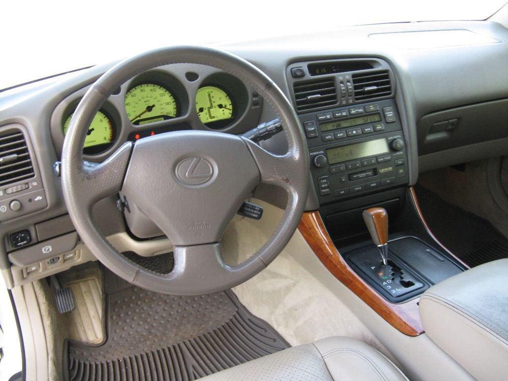 2000 Lexus GS 300 4dr Sedan - 17748335 - 13