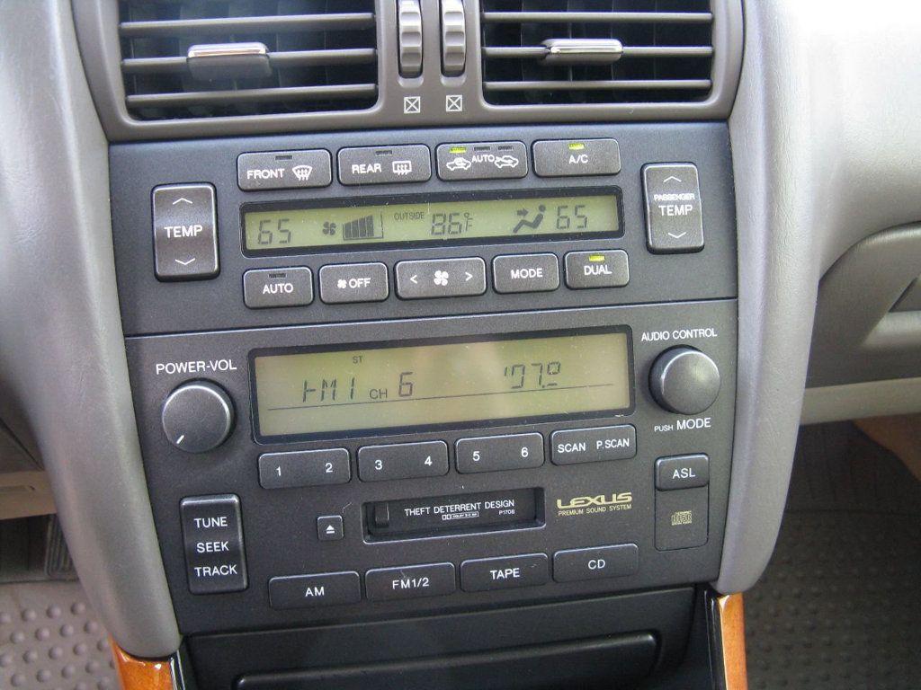 2000 Lexus GS 300 4dr Sedan - 17748335 - 17