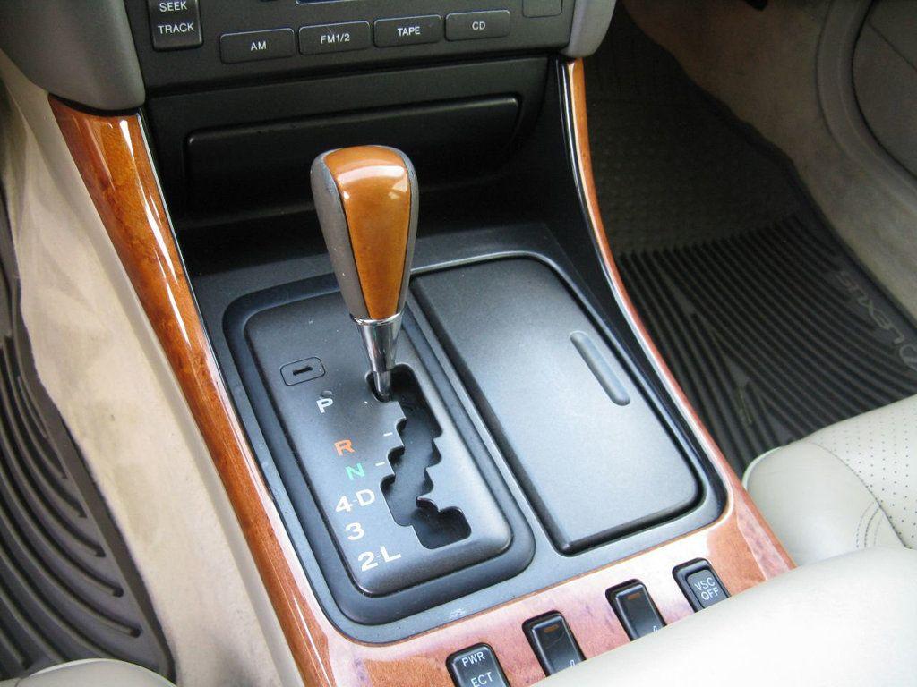 2000 Lexus GS 300 4dr Sedan - 17748335 - 18