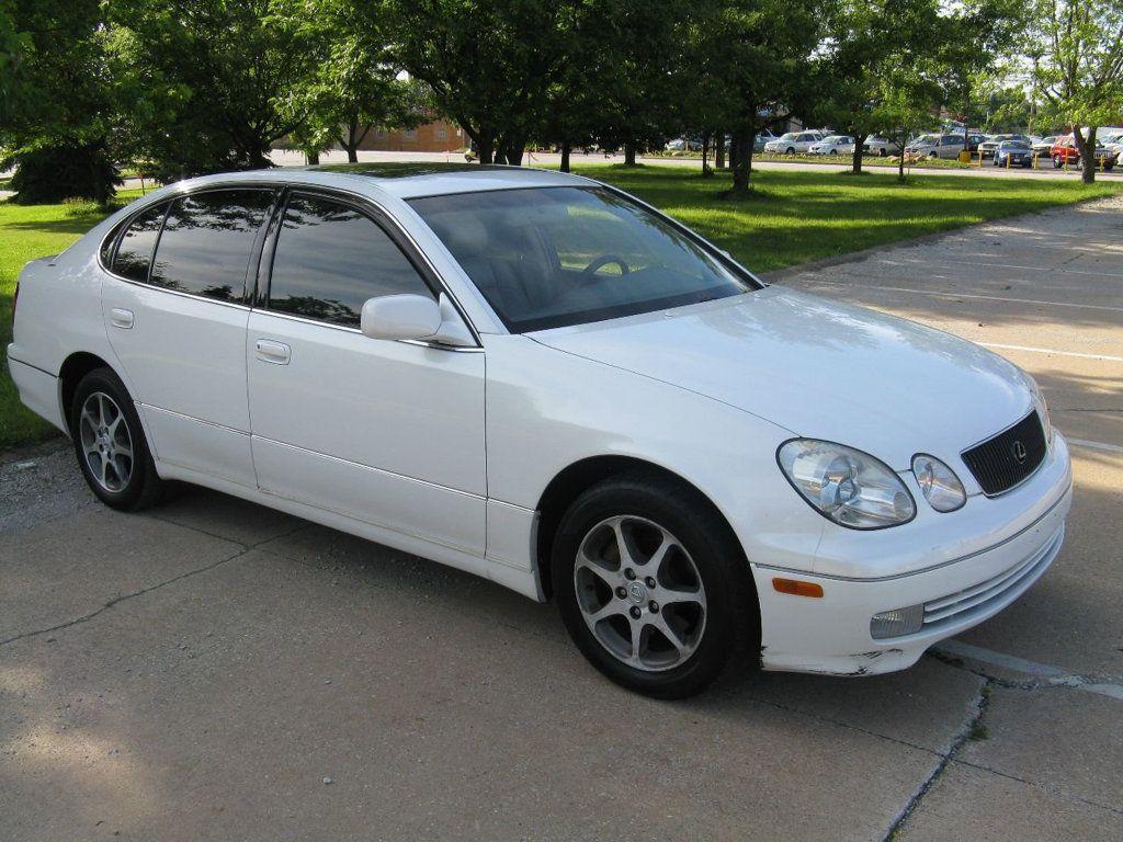 2000 Lexus GS 300 4dr Sedan - 17748335 - 1