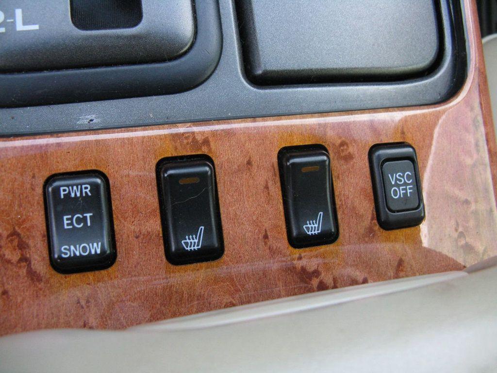 2000 Lexus GS 300 4dr Sedan - 17748335 - 19