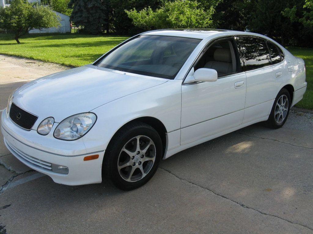 2000 Lexus GS 300 4dr Sedan - 17748335 - 2