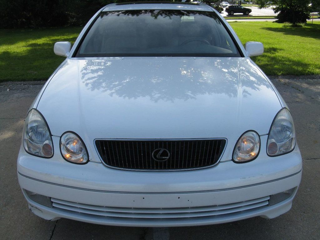 2000 Lexus GS 300 4dr Sedan - 17748335 - 7