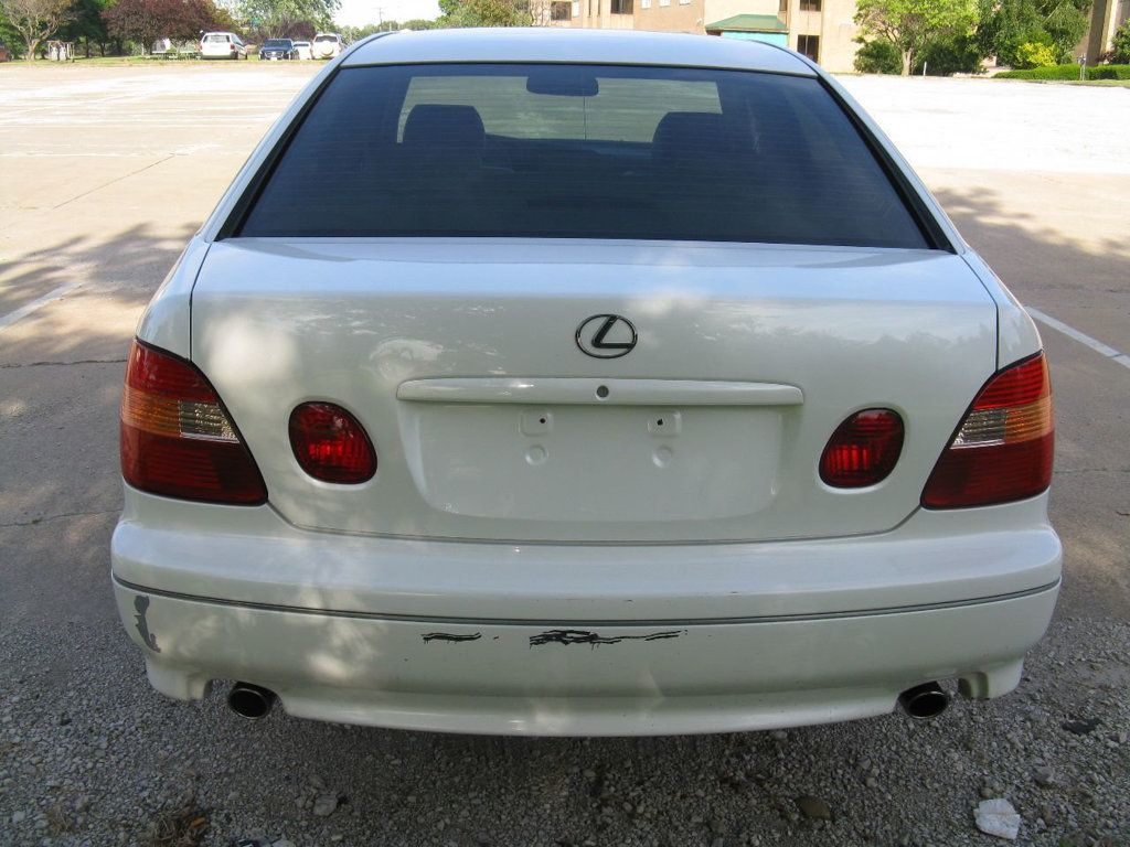 2000 Lexus GS 300 4dr Sedan - 17748335 - 8