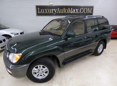 2000 Lexus LX 470  SUV