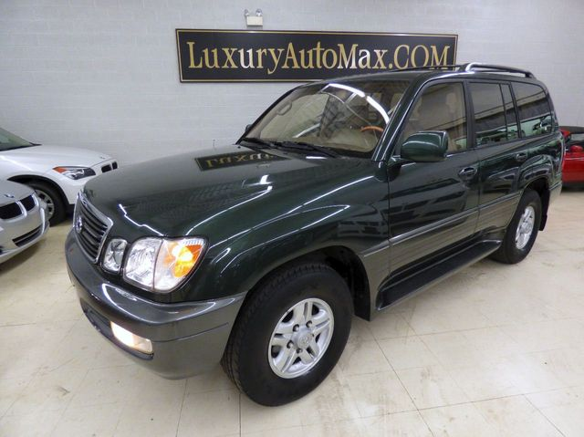 2000 Lexus LX 470 Base Trim - Click to see full-size photo viewer