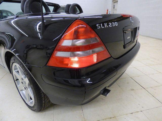 2000 Mercedes-Benz SLK SLK230 2dr Kompressor Roadster 2.3L - Click to see full-size photo viewer