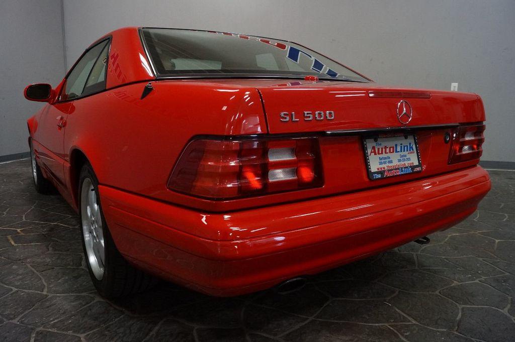 2000 MERCEDES-BENZ SL-CLASS 500 - 17944367 - 12