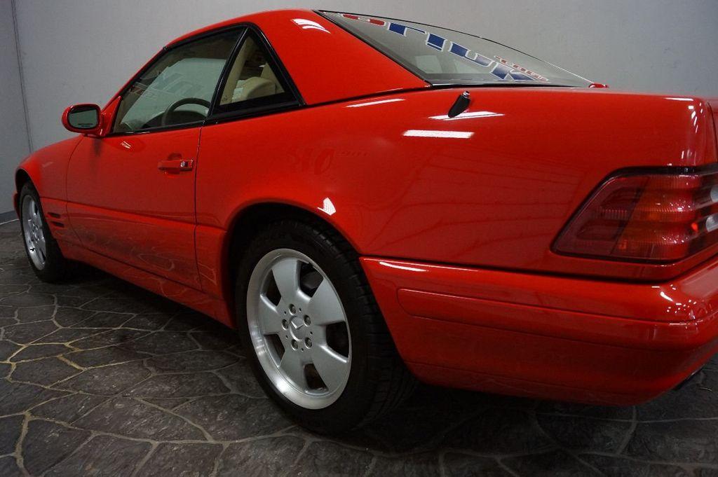 2000 MERCEDES-BENZ SL-CLASS 500 - 17944367 - 14
