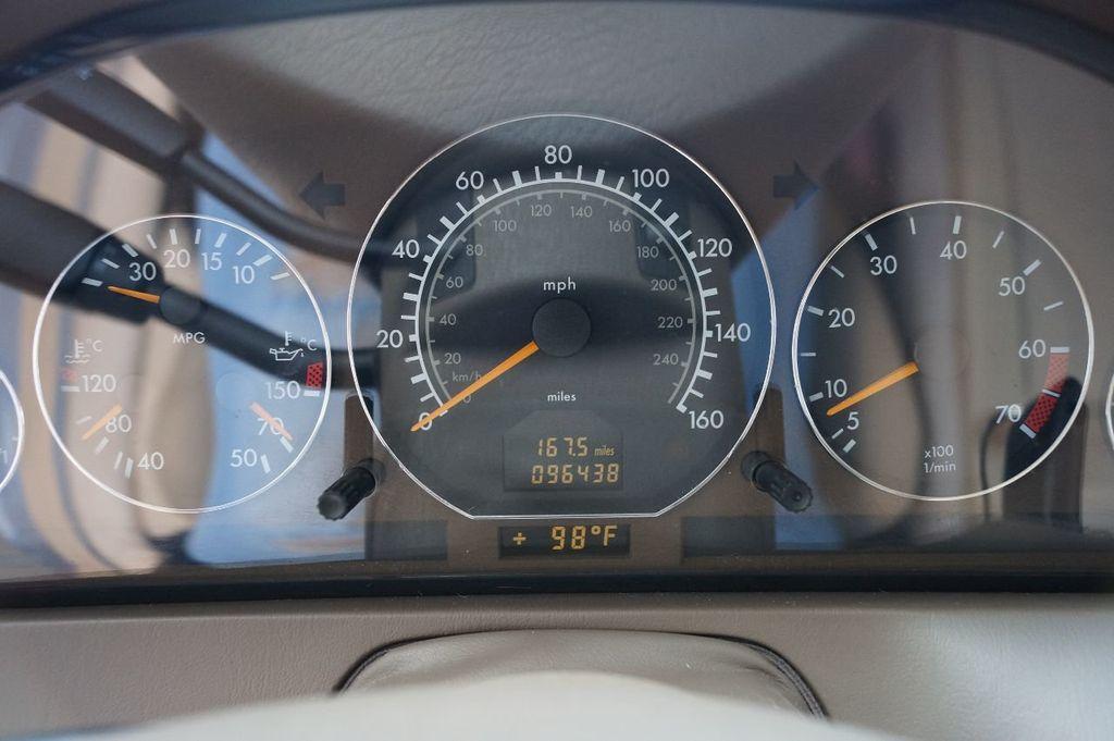 2000 MERCEDES-BENZ SL-CLASS 500 - 17944367 - 23