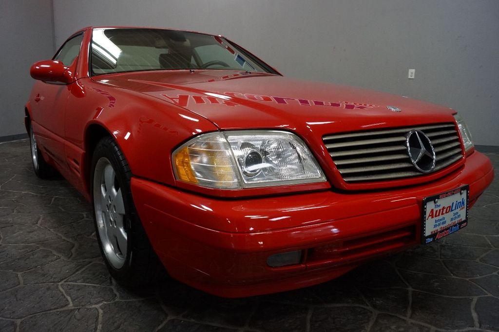 2000 MERCEDES-BENZ SL-CLASS 500 - 17944367 - 4
