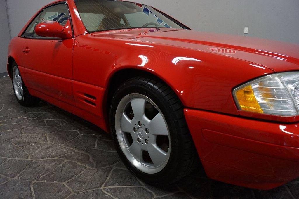 2000 MERCEDES-BENZ SL-CLASS 500 - 17944367 - 6