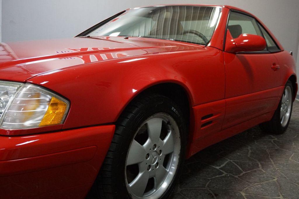 2000 MERCEDES-BENZ SL-CLASS 500 - 17944367 - 7