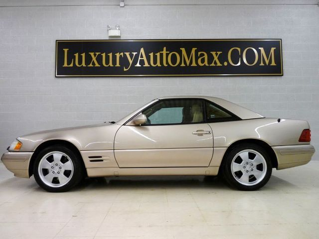 2000 Used Mercedes-Benz SL-Class SL500 at Luxury AutoMax