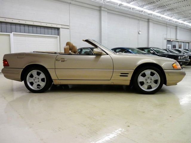 2000 Mercedes Benz Sl Cl Sl500 Click To See Full Size Photo