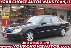 2000 Mercedes-Benz S-Class - WDBNG70J2YA105338
