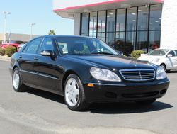 2000 Mercedes-Benz S-Class - WDBNG75J6YA100930