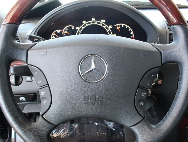 2000 Mercedes-Benz S-Class S500 4dr Sedan 5.0L - Click to see full-size photo viewer