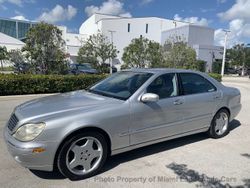 2000 Mercedes-Benz S-Class - WDBNG75J6YA120031