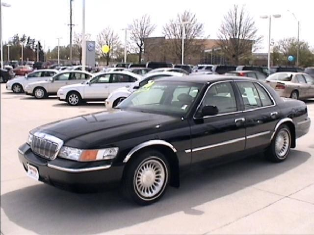 2000 Used Mercury Grand Marquis Ls At Witham Auto Center Serving Cedar Falls Ia Iid 1723447