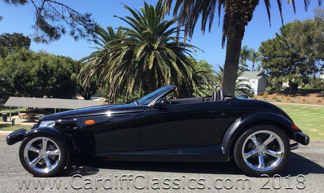 2000 Plymouth Prowler 1 Owner Prowler  - Click to see full-size photo viewer