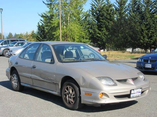 2000 Pontiac Sunfire 4dr Sedan Se Sedan For Sale Lynnwood Wa