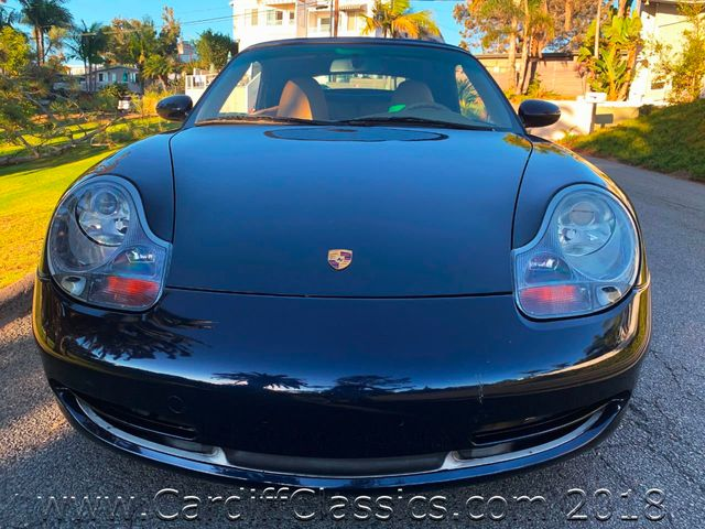 2000 Porsche 911 Carrera 2dr Carrera Cabriolet 6-Speed Manual - Click to see full-size photo viewer