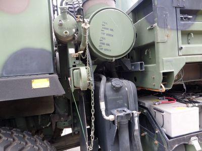 2000 Stewart & Stevenson Military Transport Truck 2000 Stewart & Stevenson Military Truck FWD, 12k Miles!! - Click to see full-size photo viewer