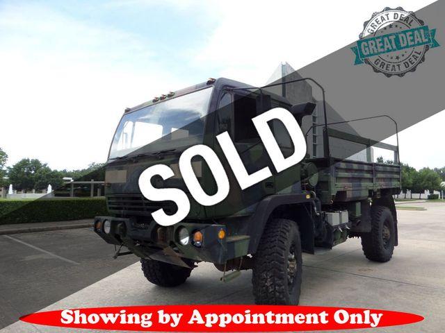 2000 Stewart & Stevenson Military Transport Truck Stewart & Stevenson