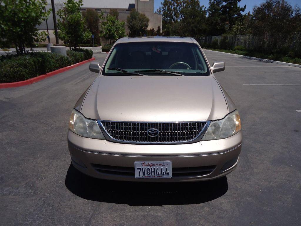 2000 Toyota Avalon 4dr Sedan XLS W/Bucket Seats   16674830   0