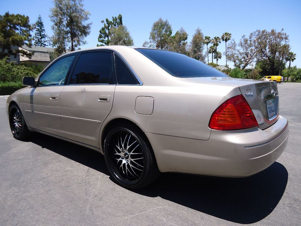 2000 Toyota Avalon 4dr Sedan Xls W Bucket Seats 16674830 5