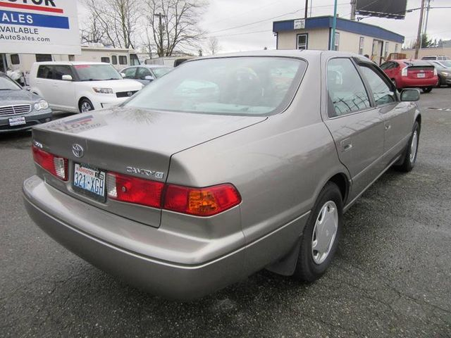 2000 Toyota Camry 4dr Sedan LE Automatic Sedan for Sale Lynnwood, WA -  $4,988 - Motorcar com
