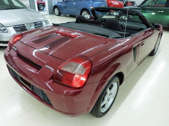2000 Used Toyota Mr2 Spyder At Luxury Automax Serving Chambersburg