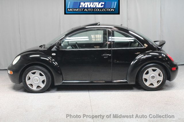 2000 Volkswagen New Beetle 2dr Coupe Gls Tdi Manual 17457695 0