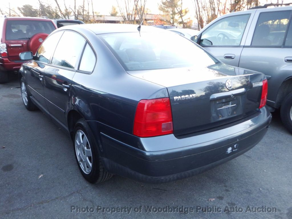 2000 Used Volkswagen Passat 4dr Sedan Gls Automatic At