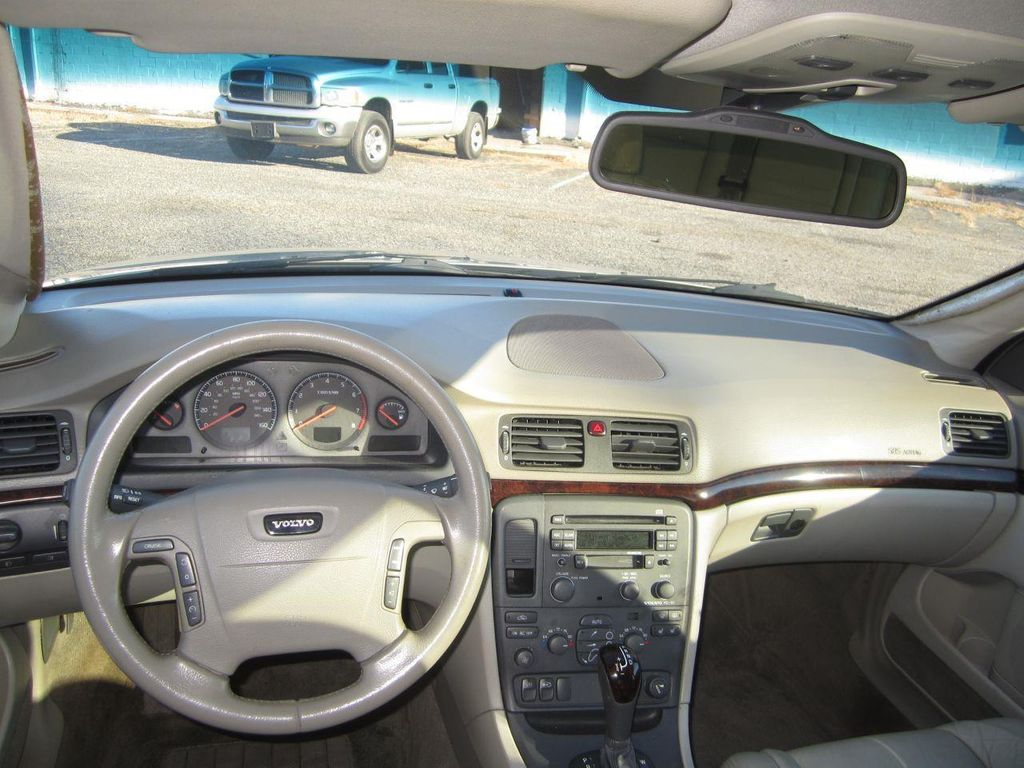 2000 Used Volvo S80 T-6 TURBO / AUTO / 2.8L at Contact Us Serving Cherry Hill, NJ, IID 13214748