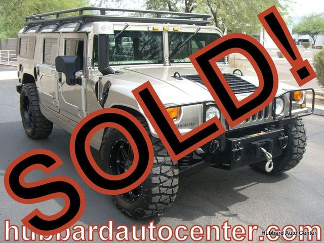 2001 AM General Hummer Base Trim