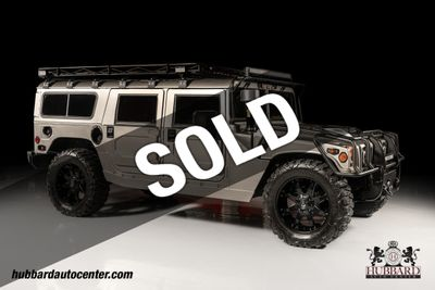 2001 AM General Hummer Fully Custom and super low miles!  SUV