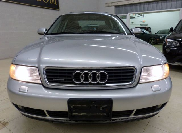 2001 Used Audi A4 18t Quattro At Luxury Automax Serving