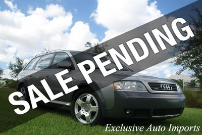 2001 Audi allroad 2.7T Twin Turbo Quattro AWD SUV