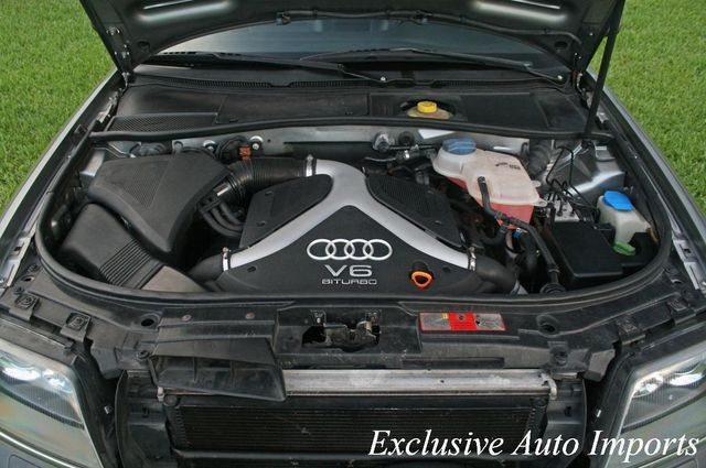 2001 Audi allroad 2.7T Twin Turbo Quattro AWD - Click to see full-size photo viewer