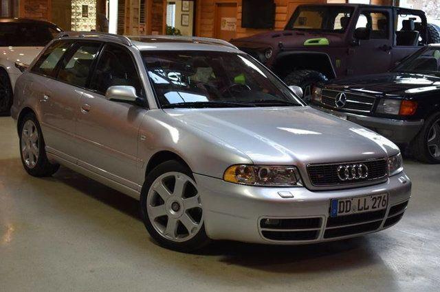 Audi S Dr Wagon Avant Quattro AWD Automatic Wagon For Sale - 2001 audi s4